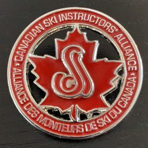 CSIA Level 3 Pin