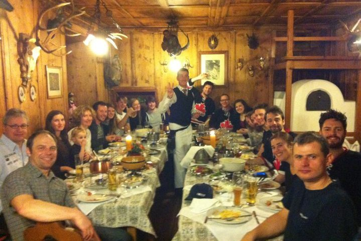 Super Austrian Dinner - Martin Loves Section 8!