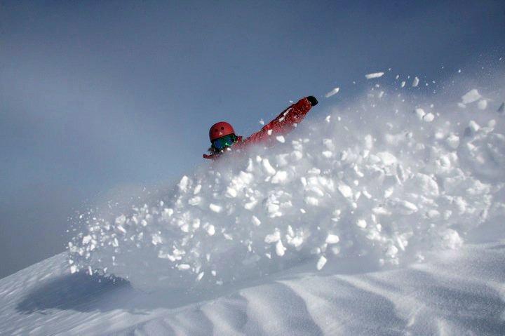12 week Snowboard Leadership Training - Instructor training and mountain leadership