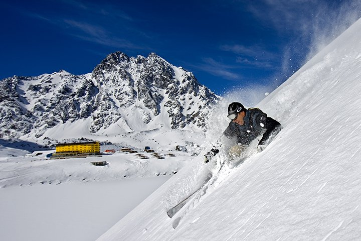 Multi Resort Ski Camp in Chile