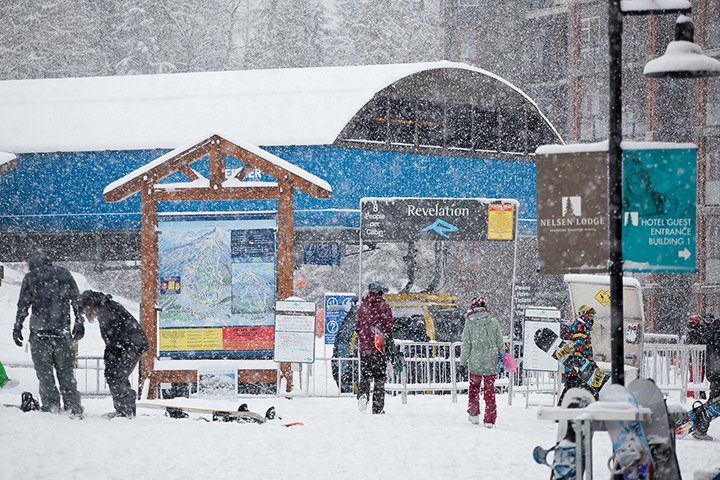 Revelstoke Revelation - Photo by Royce Sihlis