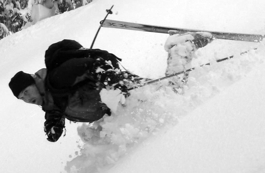 Skier Face Plants - Whats wrong your technique?