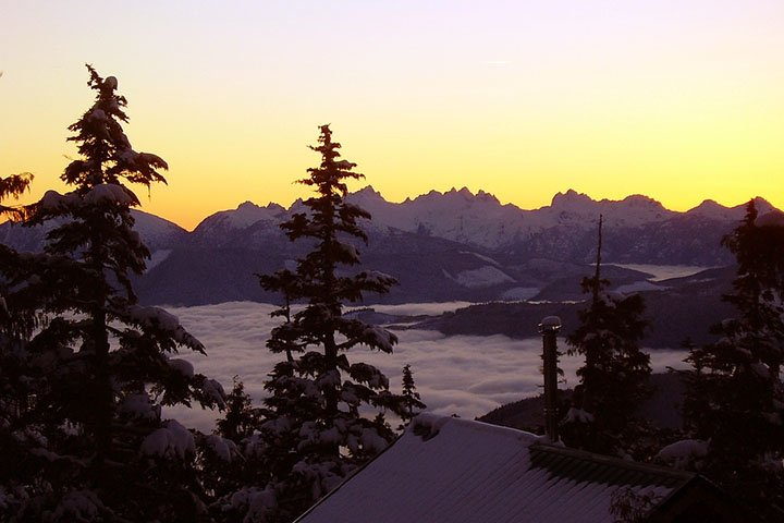 Vancouver Island Mountains - Canada's secret ski and snowboard destination