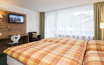 Zermatt – Hotel Jaegerhof 1