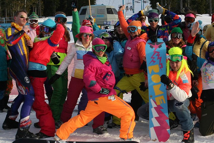 Section 8 – Ski & Snowboard Training
