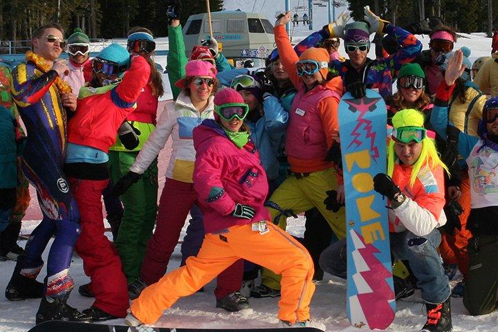 Section 8 – Ski & Snowboard Training