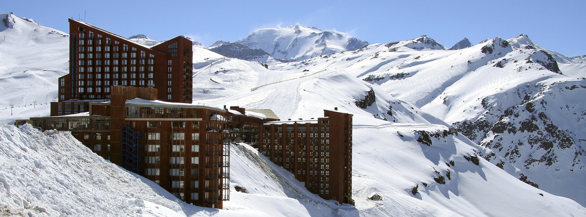Valle Nevado Ski Resort , Chile