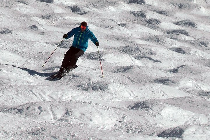 7 week CSIA level 3 ski instructor training boot camp
