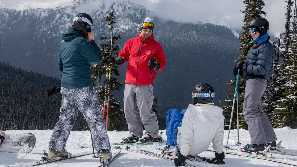 From bumps to powdery steeps, you'll learn to master the mountain